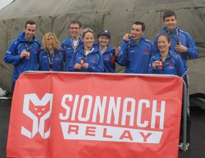 Sionnach Relay After