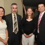 Grainne McDermott, Sean Crossan, Gerald and Geraldine Sproule