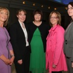 Sheila McCormack, Heather Coen, Carina Quinn, Mary Finnerty, Lorraine Burns