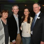 Collette O'Donnell John Loughnane,Trina O'Donnell and Cahill O'Donnell